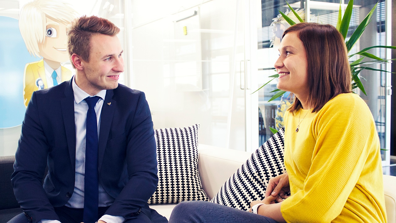 A good leader is a good listener