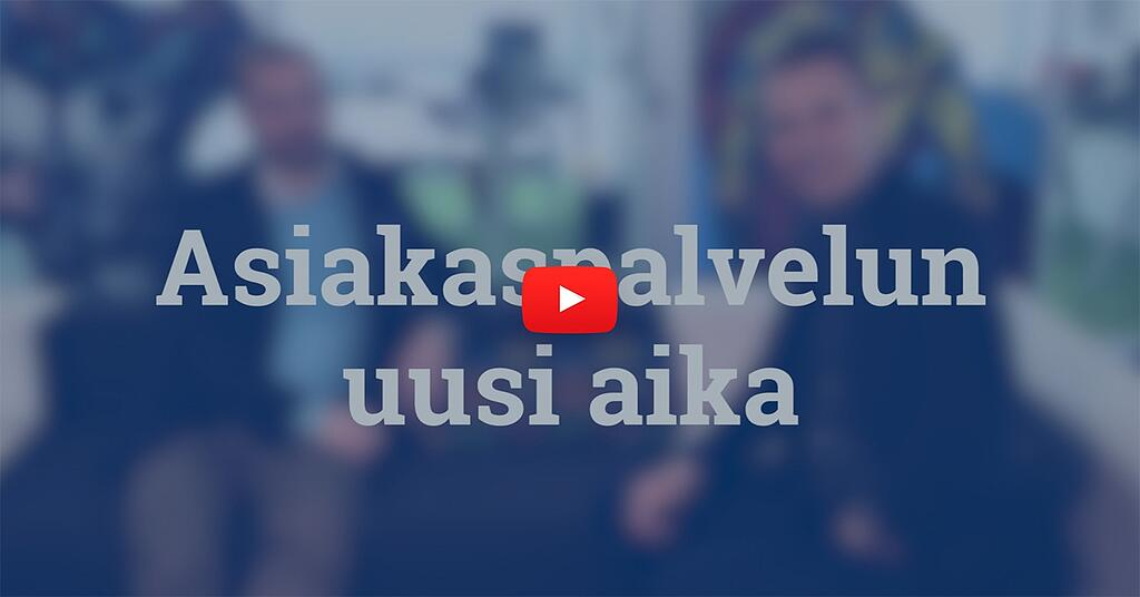 Julius & Tomi Korpaeus - Asiakaspalvelun uusi aika